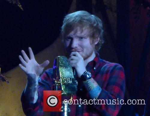 Ed Sheeran and Tom Jones 4