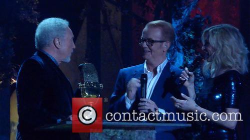 Tom Jones and Fern Cotton 3