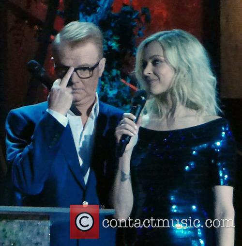 Fearne Cotton and Chris Evans 3