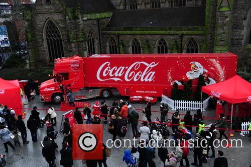 Coca Cola Truck 2