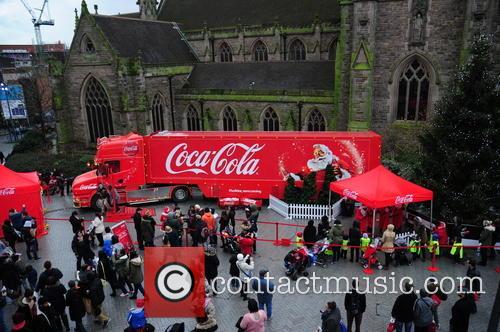 Coca Cola Truck 3