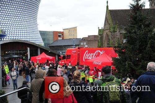 Coca Cola Truck 5