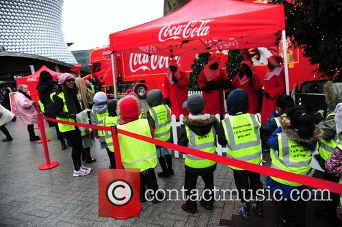 Coca Cola Truck 6