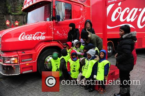 Coca Cola Truck 8