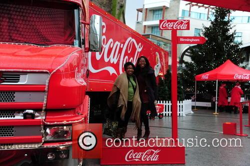 Coca Cola Truck 9