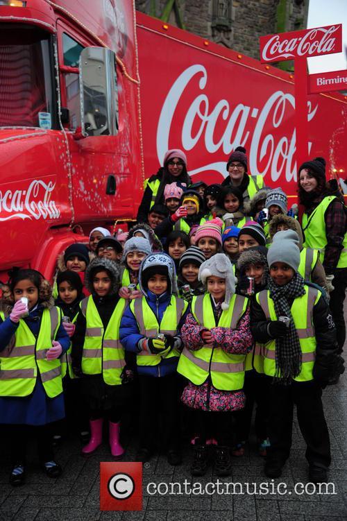 Coca Cola Truck 10