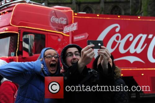 Coca Cola Truck 11