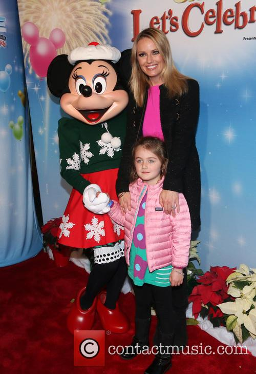 Brooke Anderson, Kate Victoria Walker and Minnie Mouse 1