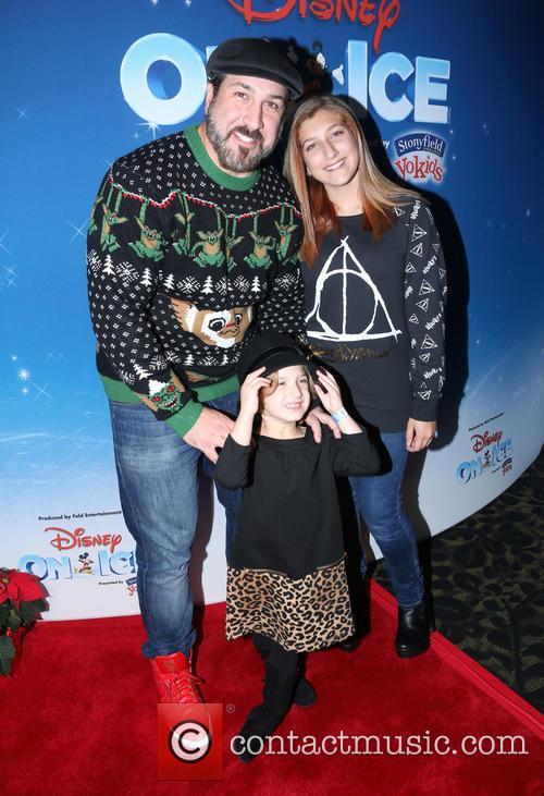 Joey Fatone, Kelly Baldwin and Kloey Fatone 2
