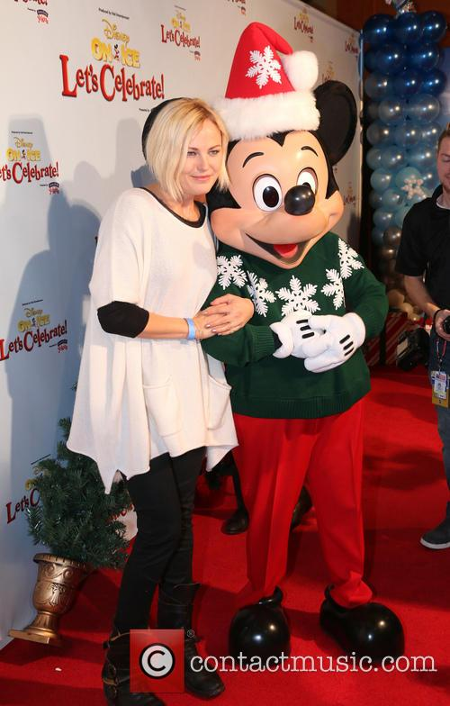 Malin Akerman and Minnie Mouse 3