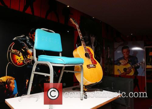 Preview of Elvis at the 02: The Exhibition...