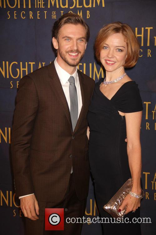 Dan Stevens and Susie Harriet
