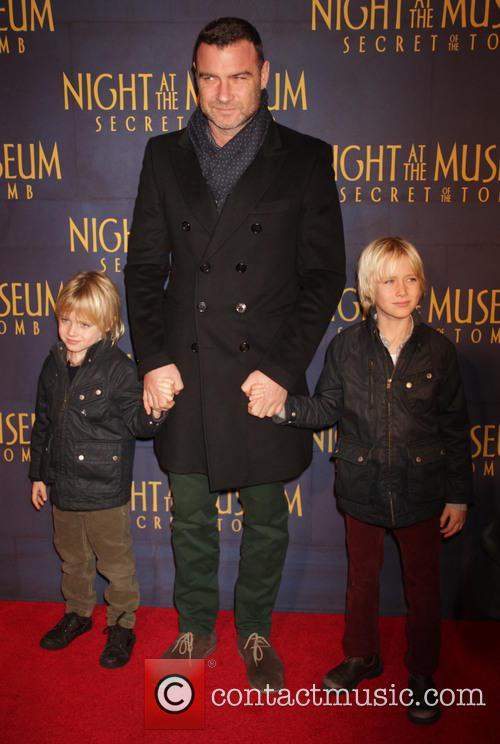 Liev Schreiber and Sons 2