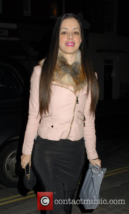 S Club 7 Star Tina Barrett Welcomes First Baby