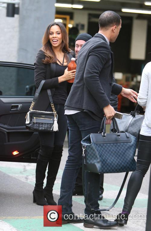 Marvin and Rochelle Humes 4