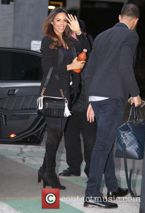 Marvin and Rochelle Humes 6