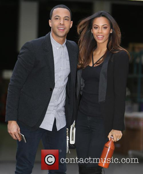 Marvin and Rochelle Humes 8