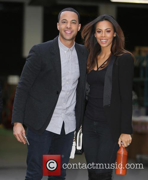 Marvin and Rochelle Humes 10