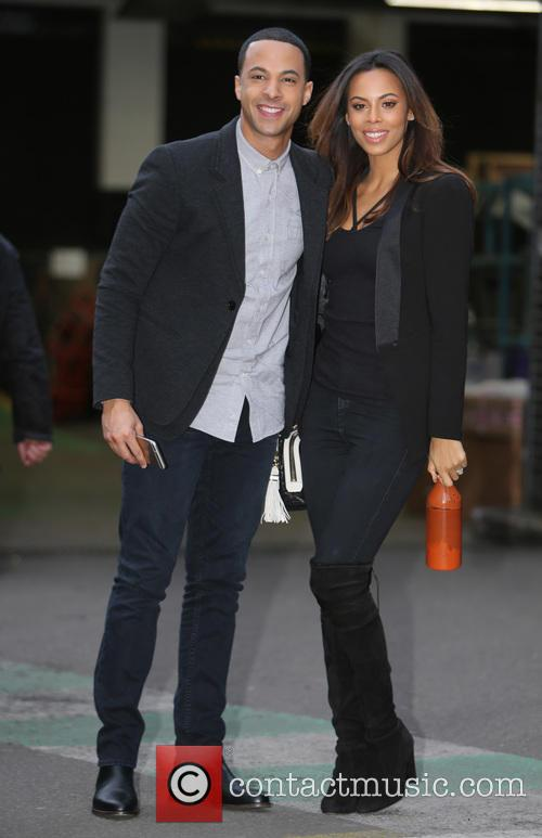 Marvin and Rochelle Humes 11