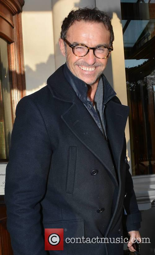 Marti Pellow, Nicky Byrne & David Murray spotted