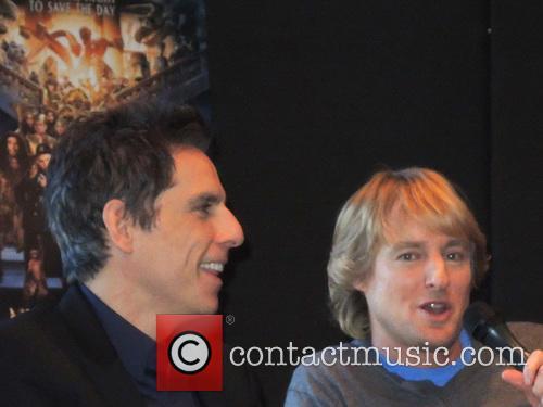 Ben Stiller and Owen Wilson 7