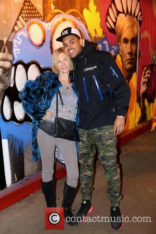Karen Bystedt and Chris Brown 2