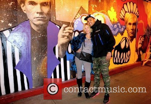Karen Bystedt and Chris Brown 4