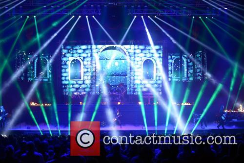 The Trans-Siberian Orchestra performs at the BB&T Center