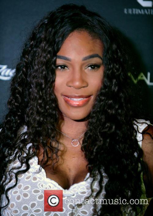 The Serena Williams Ultimate Run VIP Kick-Off