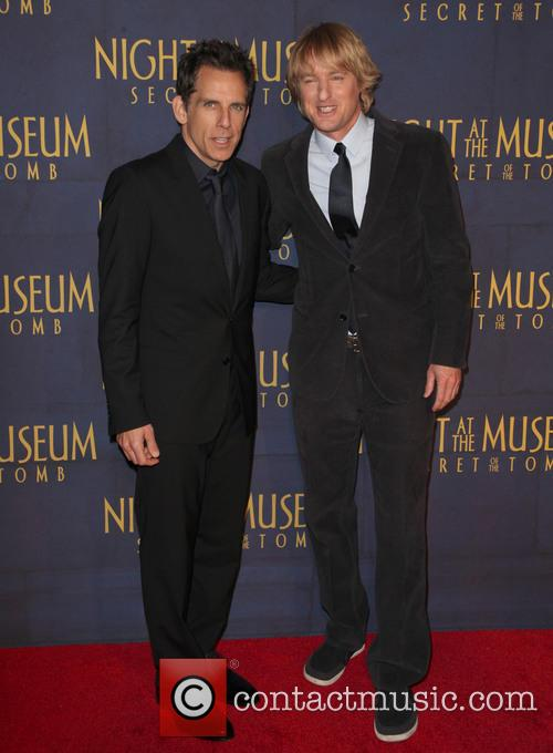 Ben Stiller and Owen Wilson 2