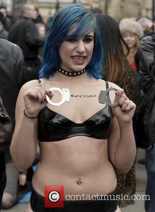 Sex Censorship Protesters 9