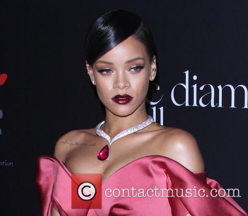 Rihanna's 1st Annual Diamond Ball