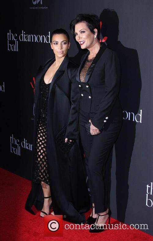 Kim Kardashian and Kris Jenner 10