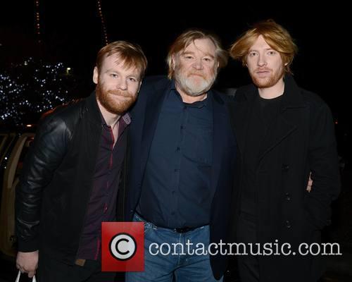 Brian Gleeson, Brendan Gleeson and Domhnall Gleeson 3