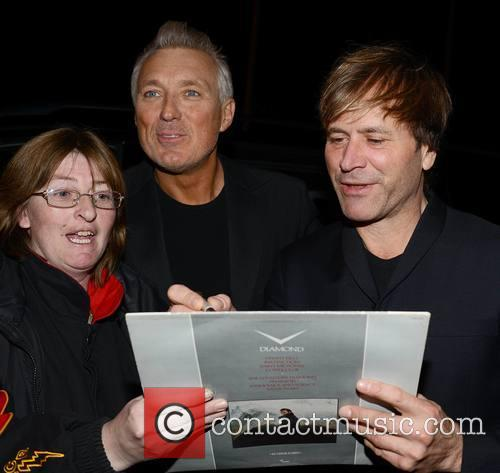 Martin Kemp and Steve Norman 9