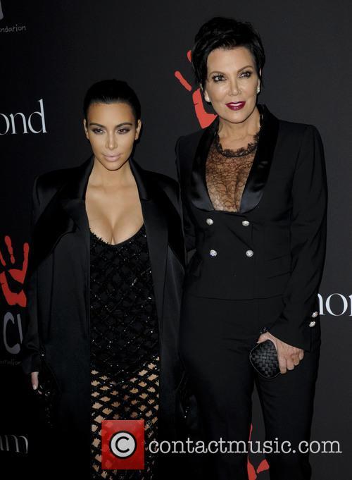 Kim Kardashian and Kris Jenner 2
