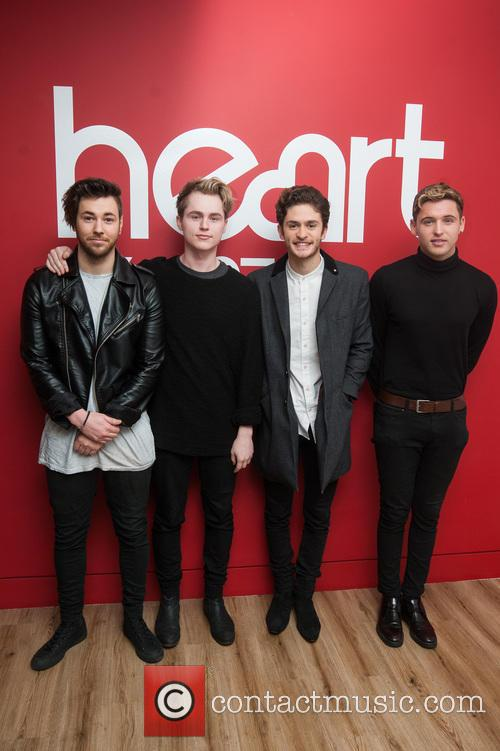 Kingsland Road, Matt Cahill, Josh Zare, Joe Conaboy and Thompson 2