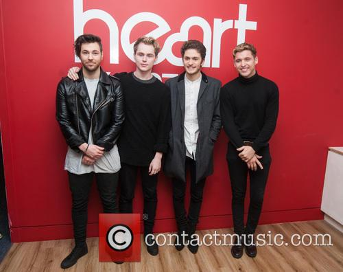 Kingsland Road, Matt Cahill, Josh Zare, Joe Conaboy and Thompson 1