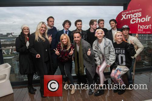 Stevi Ritchie, Blonde Electra, Shelley Smith, Kingsland Road, James Michael, Tabby Callaghan, Kimberley Southwick, Jamie Theakston and Emma Bunton 6