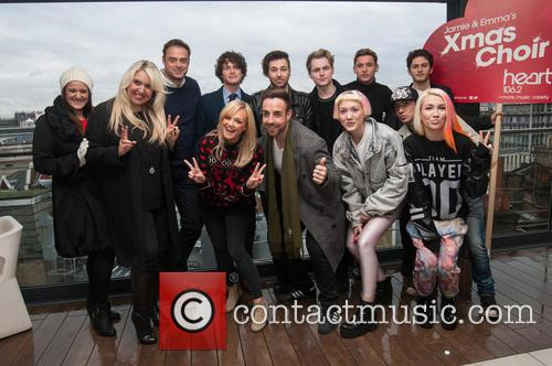 Stevi Ritchie, Blonde Electra, Shelley Smith, Kingsland Road, James Michael, Tabby Callaghan, Kimberley Southwick, Jamie Theakston and Emma Bunton 7