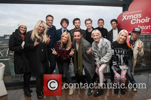 Stevi Ritchie, Blonde Electra, Shelley Smith, Kingsland Road, James Michael, Tabby Callaghan, Kimberley Southwick, Jamie Theakston and Emma Bunton 8