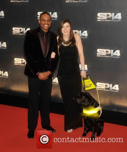 Michael Huggins and Libby Clegg 2