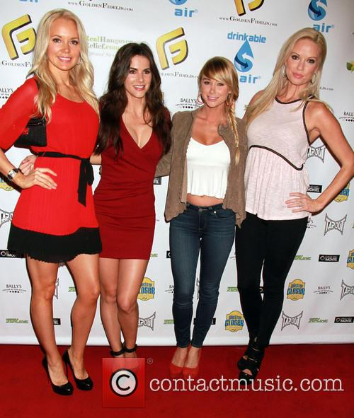 Stacy Fusion, Alison Waite, Lauren Anderson and Sara Jane Underwood 3