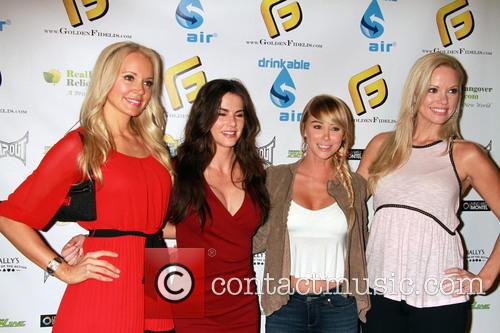 Stacy Fusion, Alison Waite, Lauren Anderson and Sara Jane Underwood