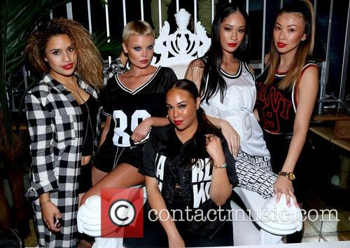 Karl Kani launch party at Wild Style clothing...