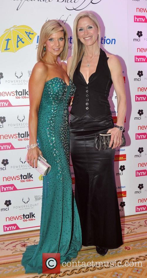 Lisa Duffy and Mairead Barry 2