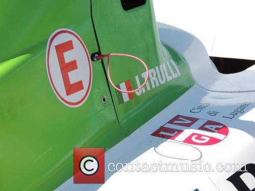 Jarno Trulli's Car 4