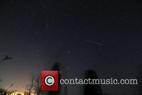 Gemenids Meteor Shower 3