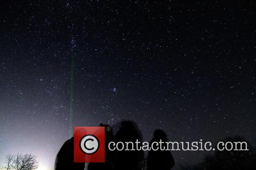 Gemenids Meteor Shower 4