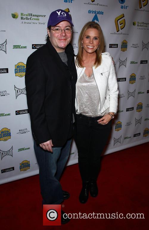 Jamie Gold and Cheryl Hines 2